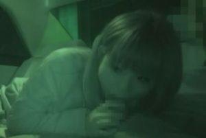 赤外線カメラで撮られたJKのプチ援交動画が流出した模様w